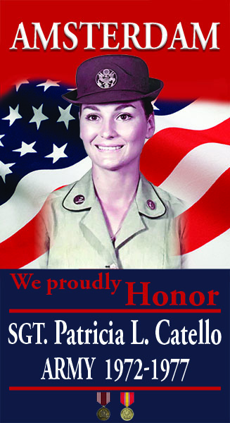 SGT. Patricia Lena Catello