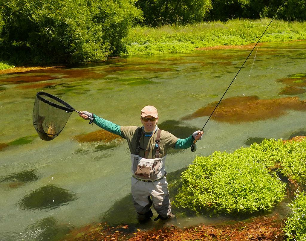 Fishing, Trout, Grayling
