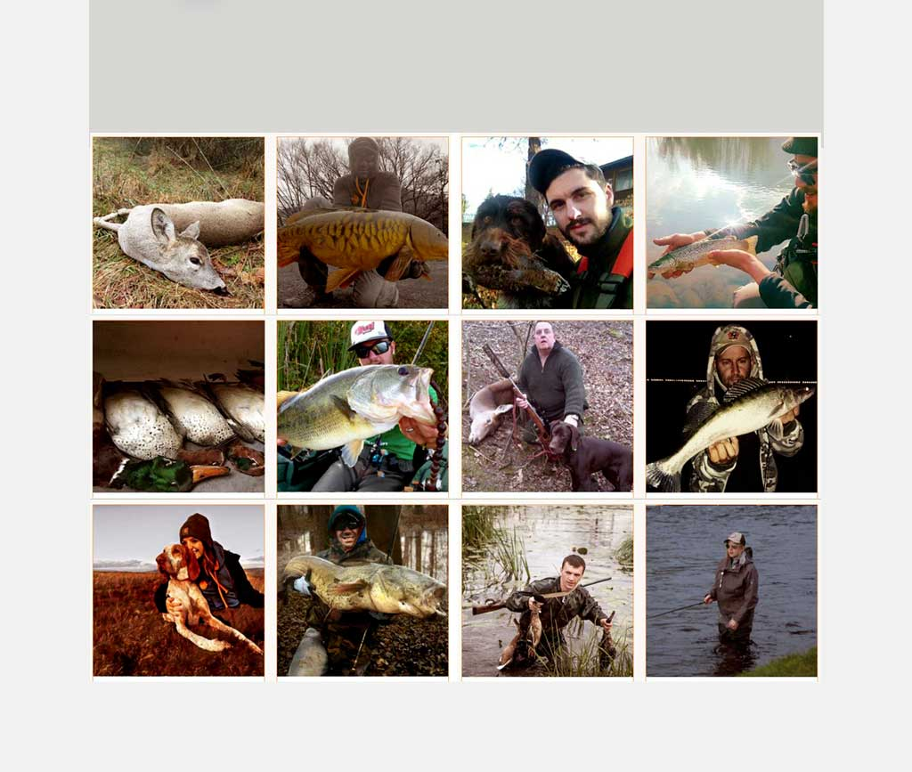 best hunting fishing shots of the week