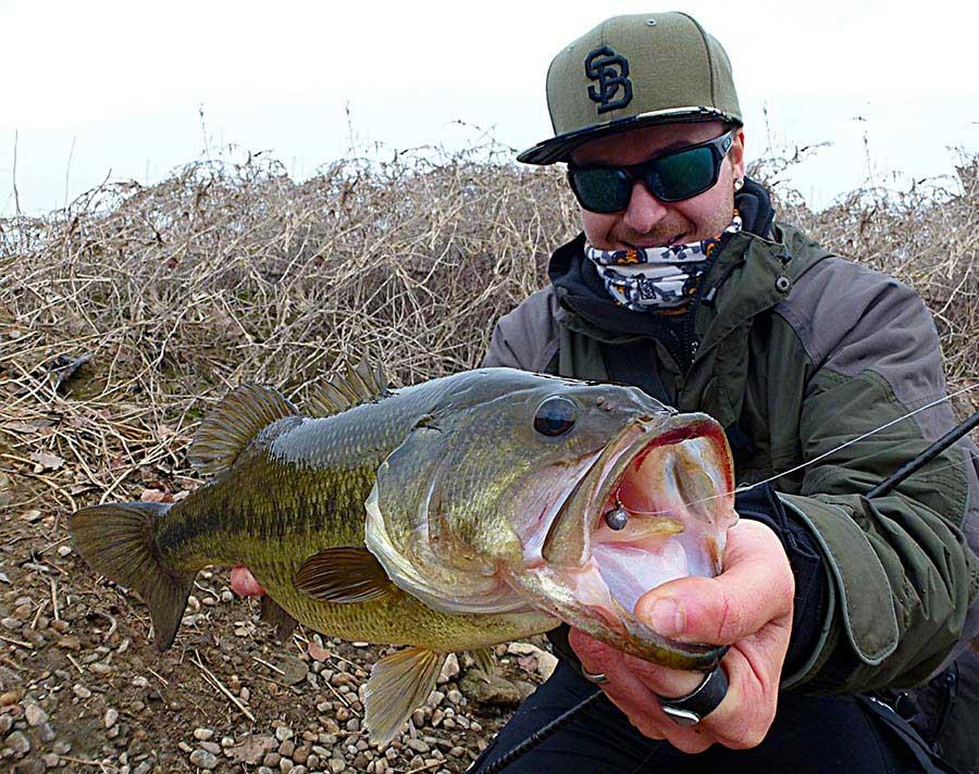 Luca Ruggeri Bass Fishing Italy