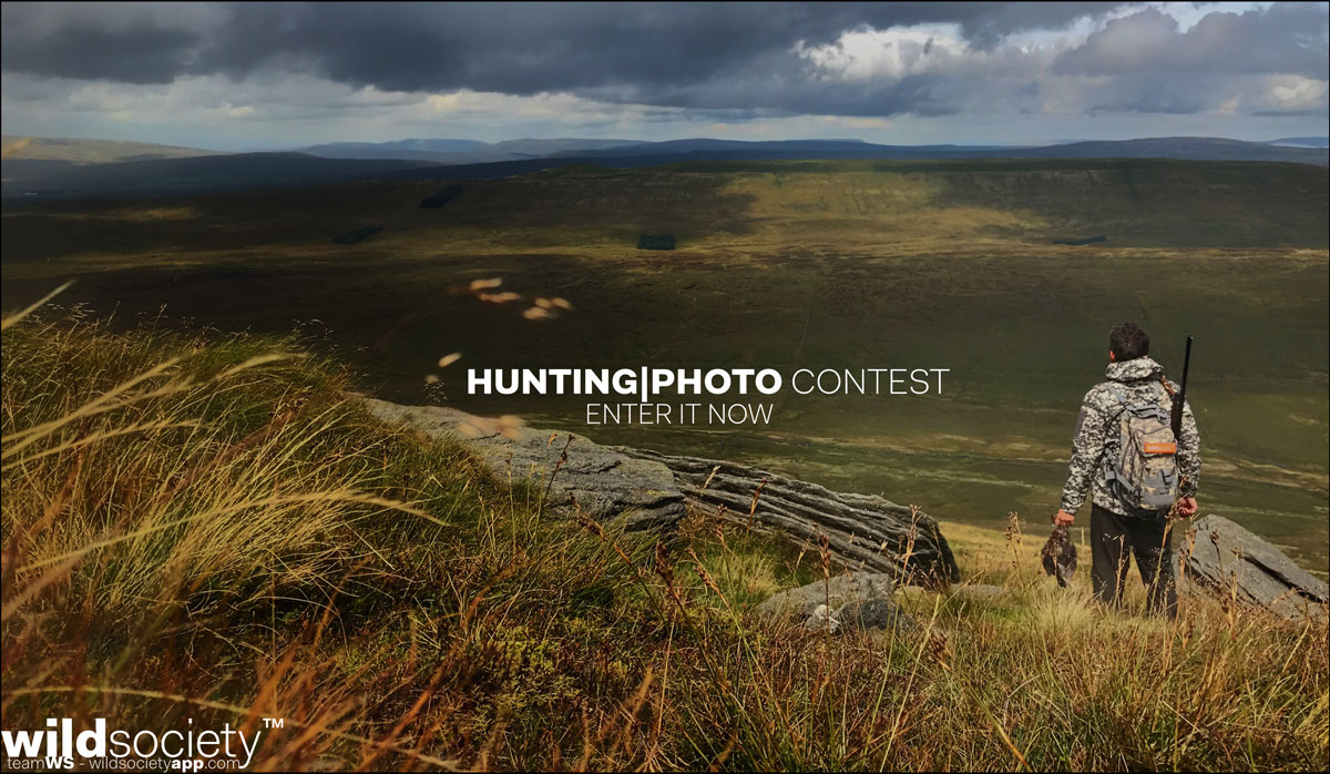 Wild Society App Hunting Contest
