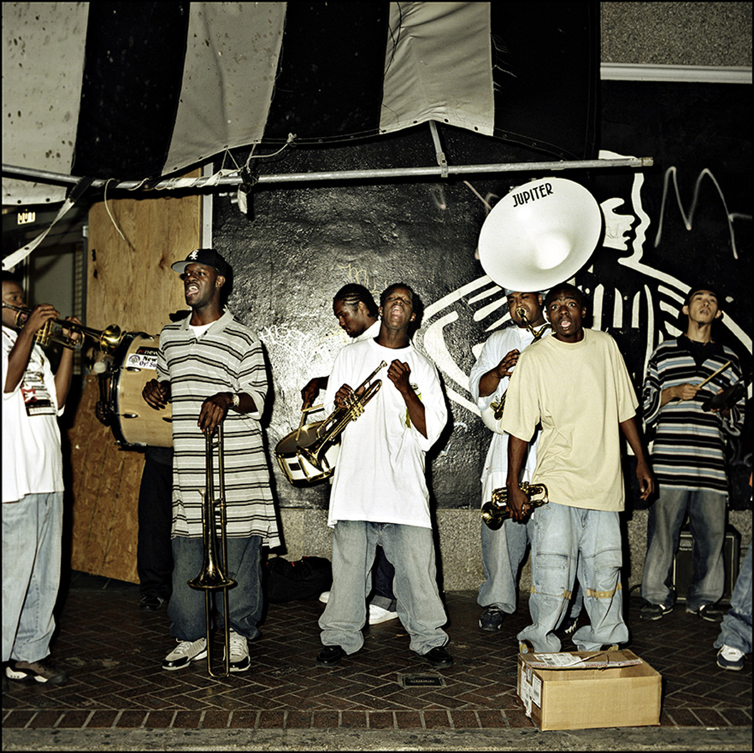 The Day the Music Died: New Orleans after Hurricane Katrina.