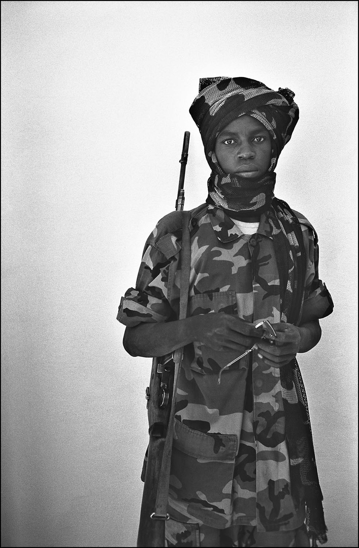 Rebel Soldiers (Darfur, Sudan).