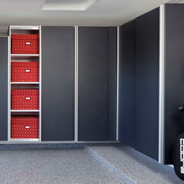 Garage Finishes and Options