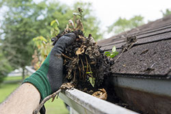 Gutter Cleaning in Calgary