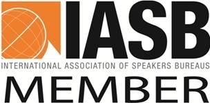 International Association of Speakers Bureaus Member logo