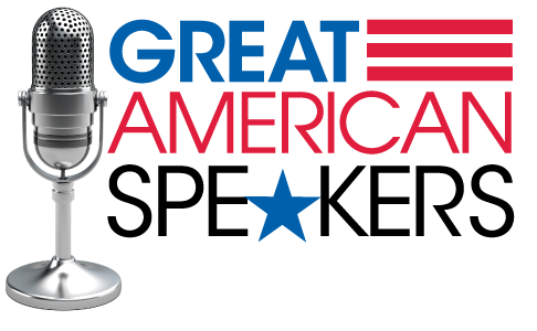 Great American Speakers Logo