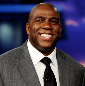 "Earwin ""Magic"" Johnson"
