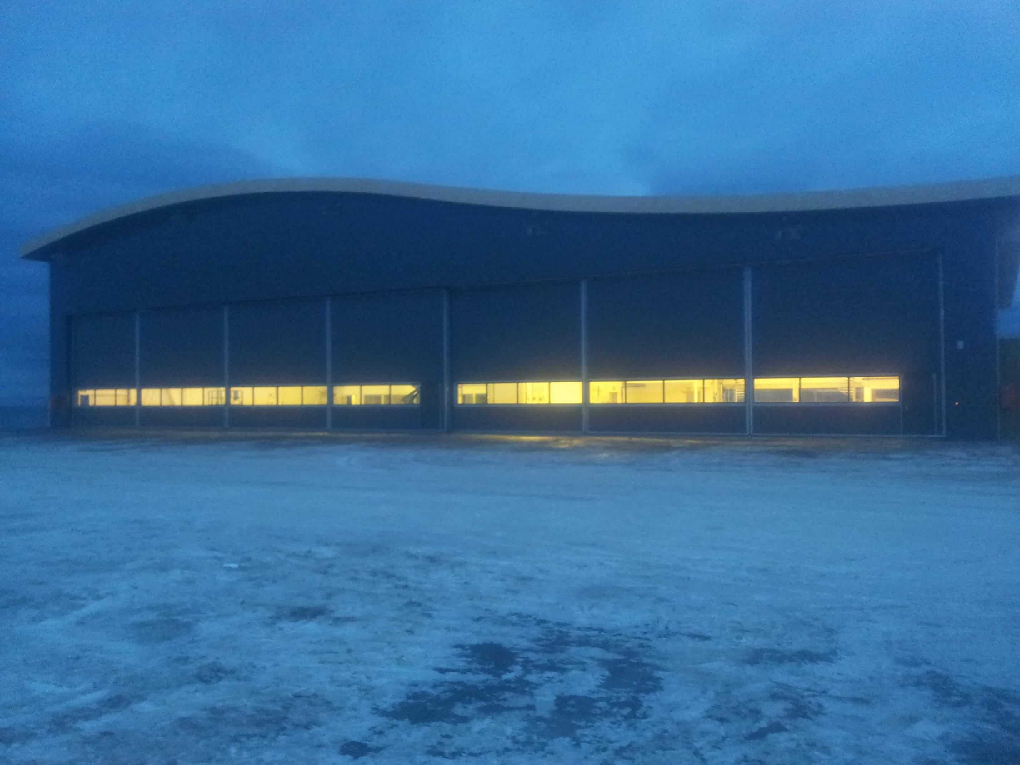 Hangarport