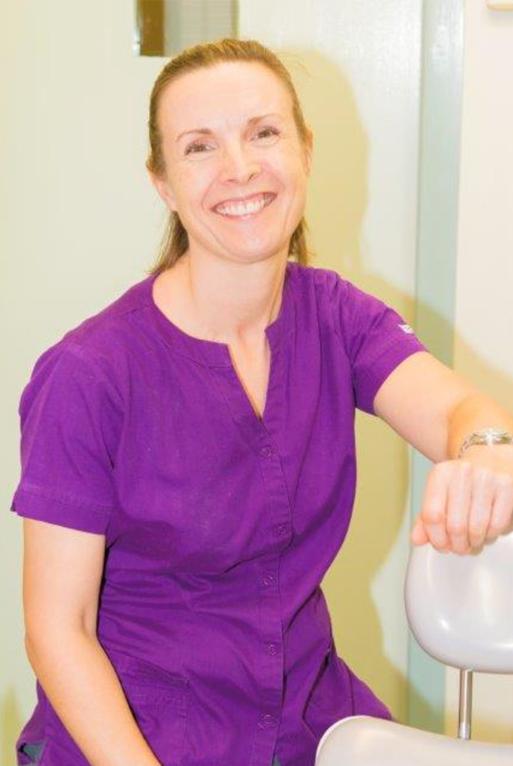 Dr Fiona Robert Street Dental