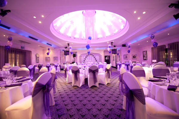 Wedding venue at The Cumberland Bournemouth