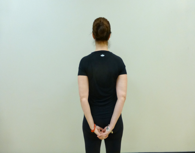 chest opener stretch
