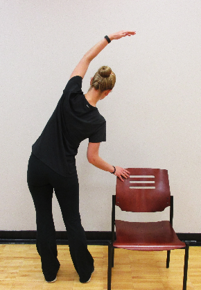 side bending stretch