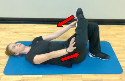 hip stretch