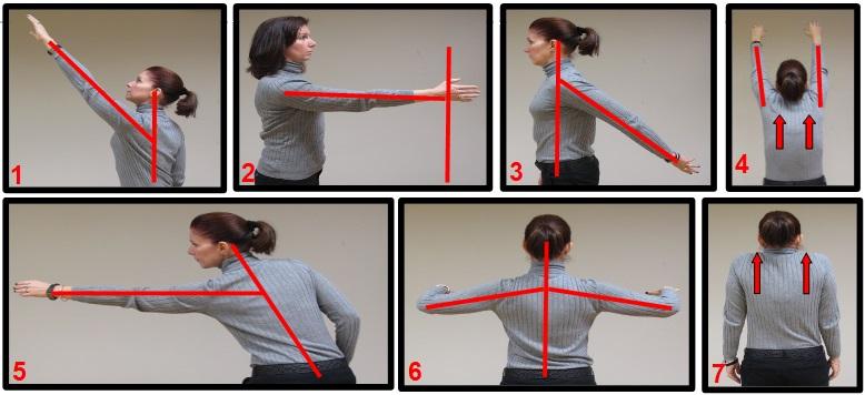 bad shoulder posture