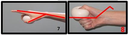 bad wrist posture