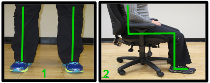 good foot posture
