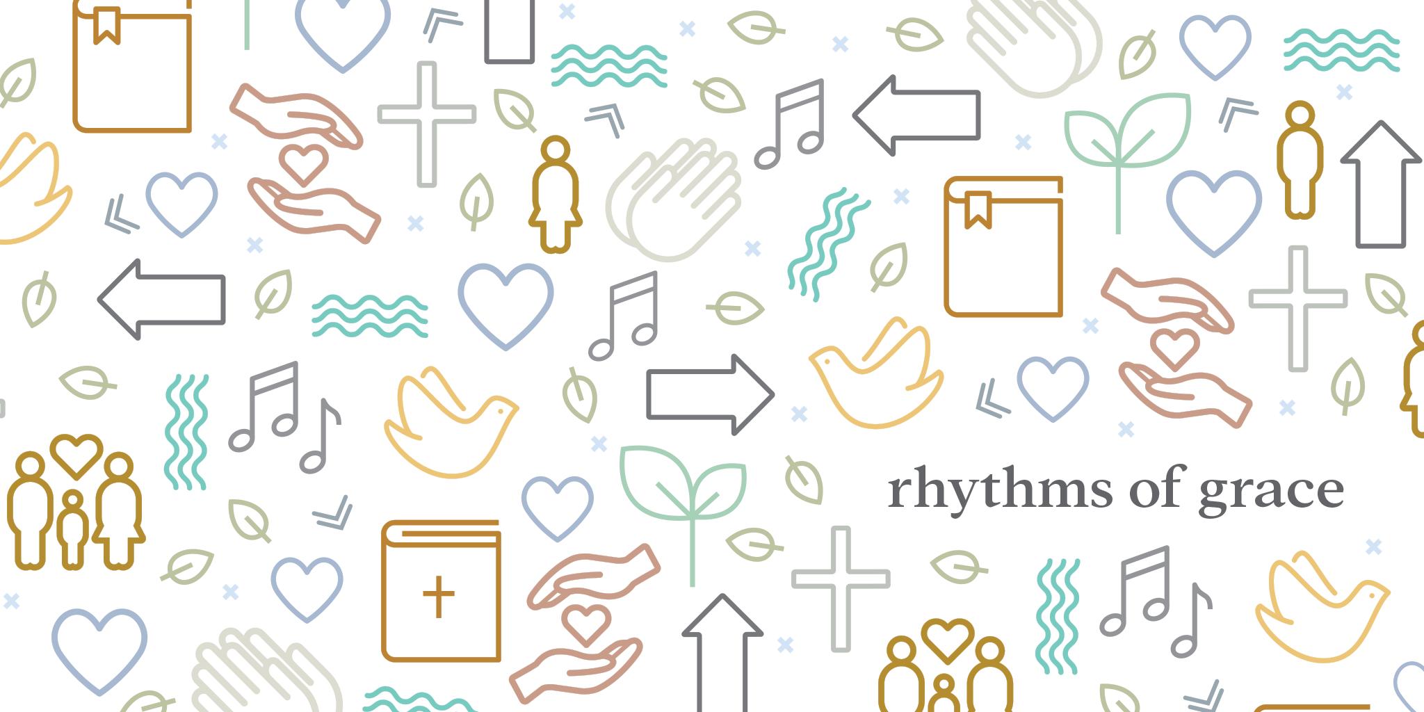 rhythms of grace art