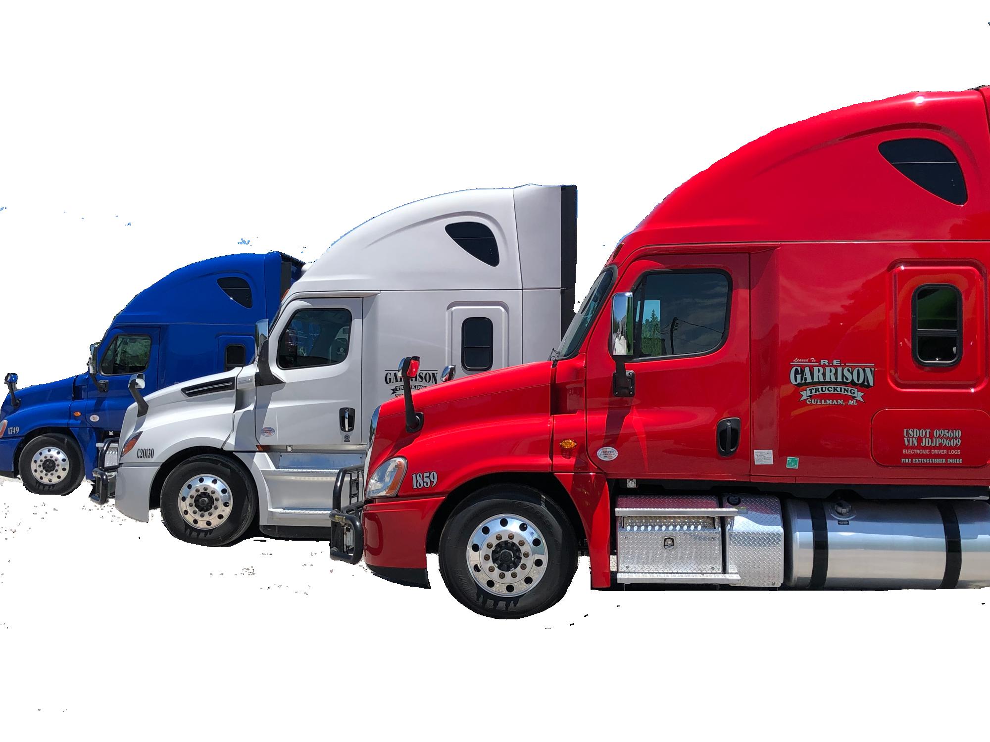 R.E. Garrison Truck