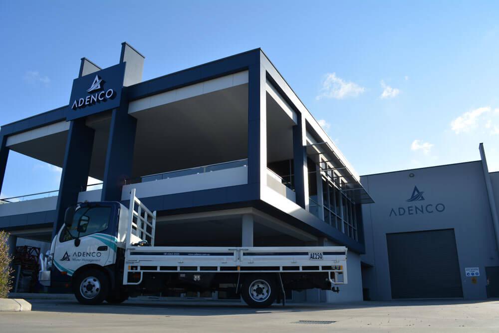 ADENCO Office, Perth WA