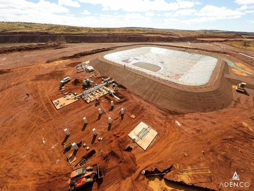 Major Iron Ore Dewatering Project