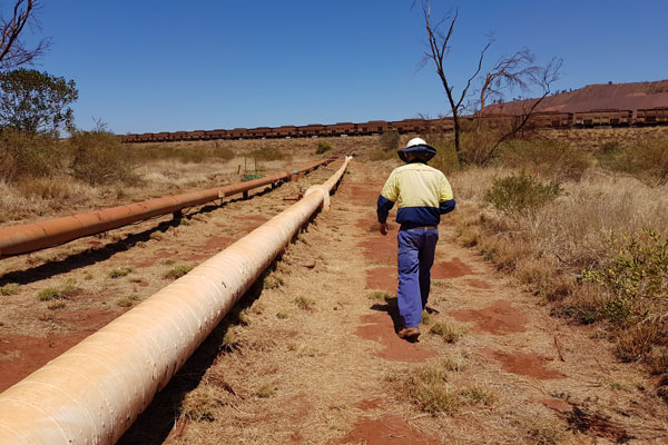 Newman to Eastern Ridge Potable Water Pipeline Project
