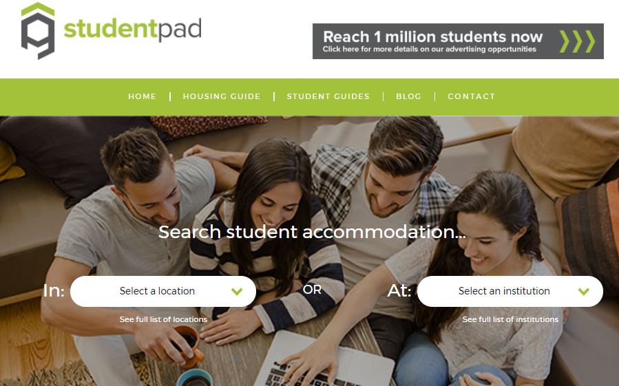 Studentpad for International Students in 2020
