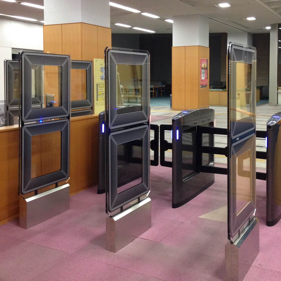 Tagit Premium EM System; Library in Japan