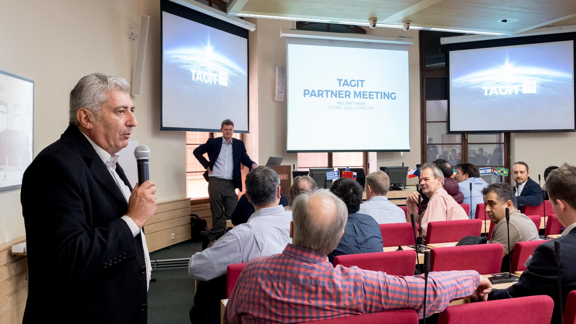 TAGIT CONFERENCE 2018