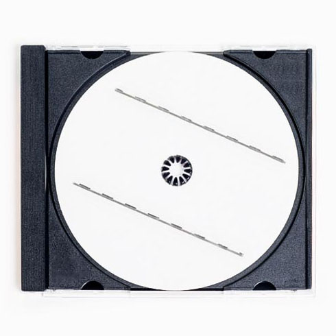 EM CD-Label | Special label designed to directly protect CD's/DVD's discs for music, games and videos with high detection levels.