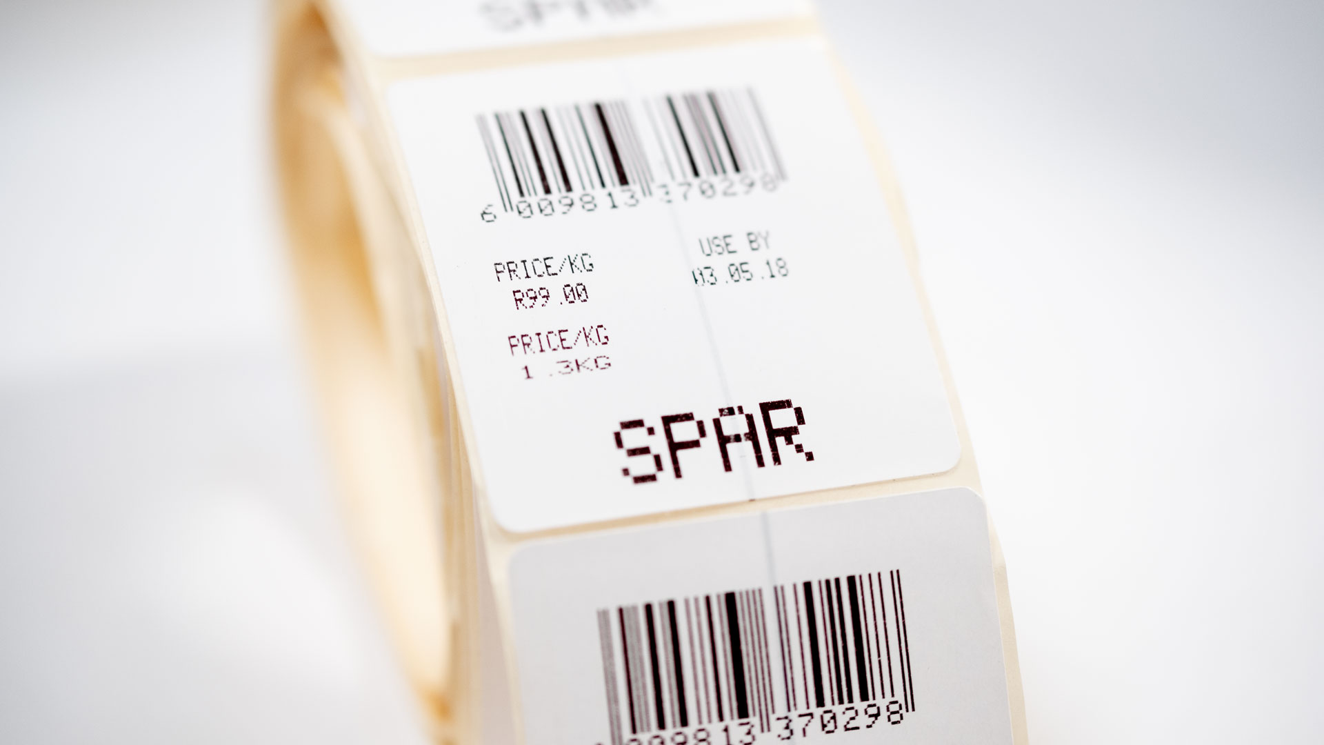 New EM weigh-scale food label
