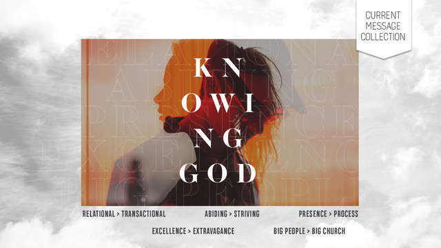Hill City: Knowing God
