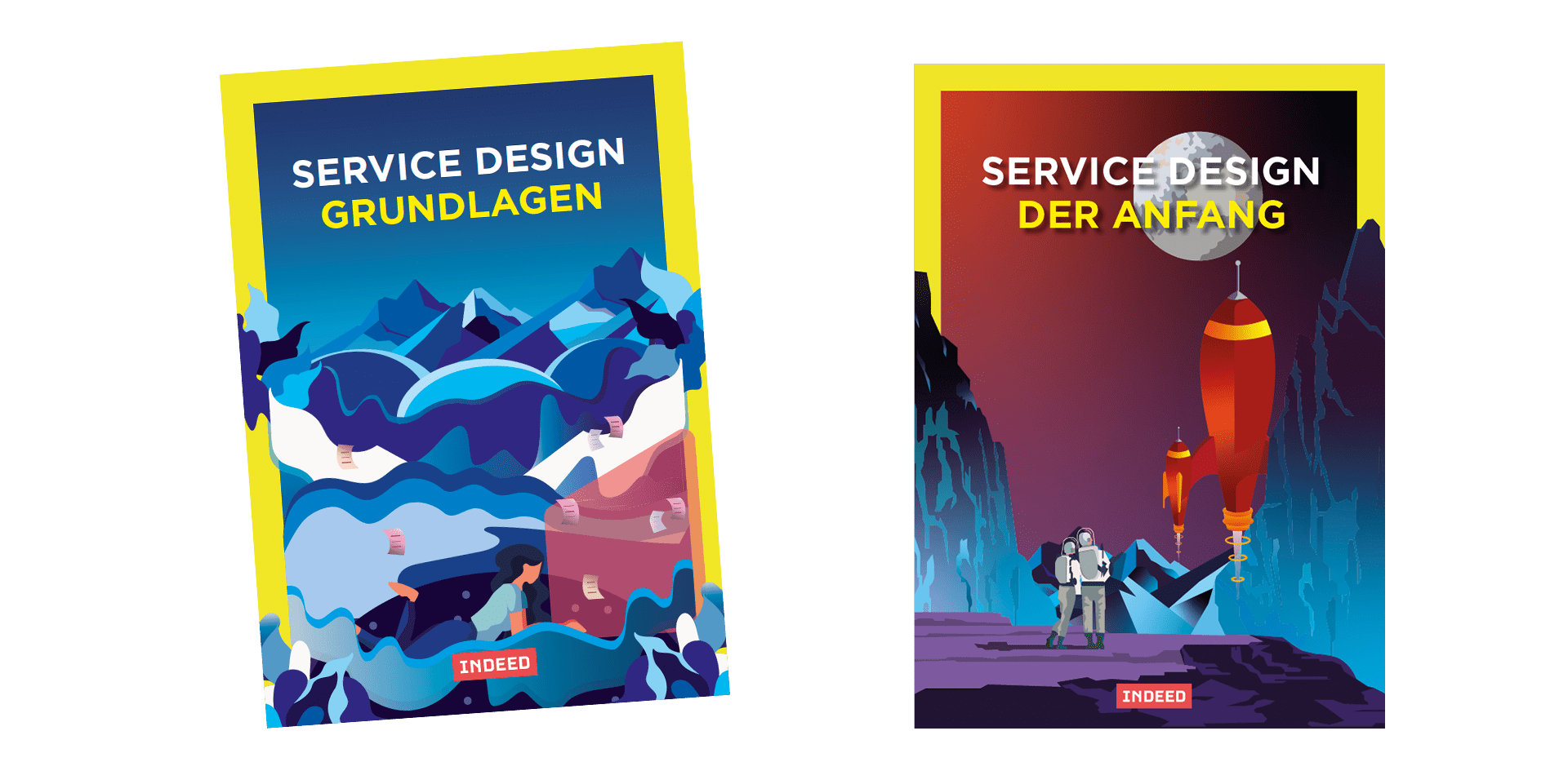 Service Design Whitepaper von INDEED Innovation
