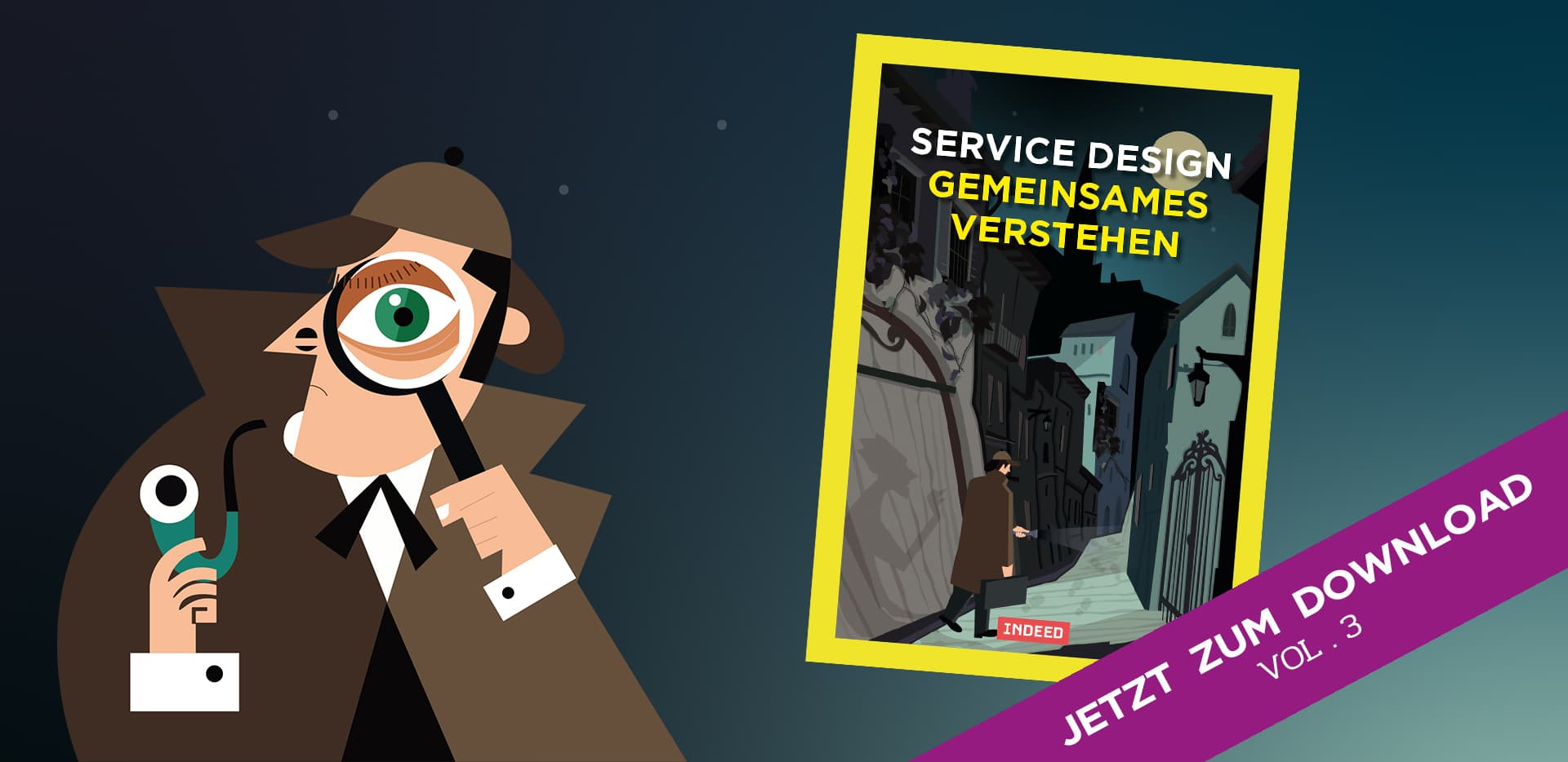 Service Design Whitepaper Vol. 3 jetzt zum Download