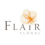 Flair Floral Logo