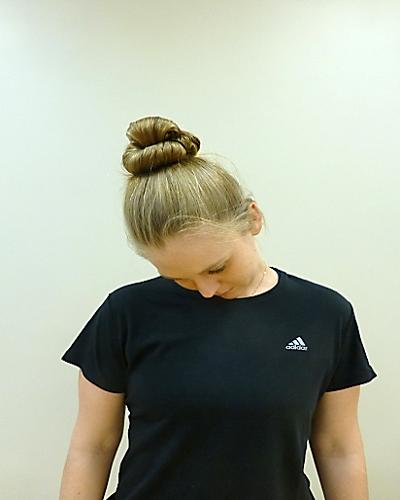head flextion exercise