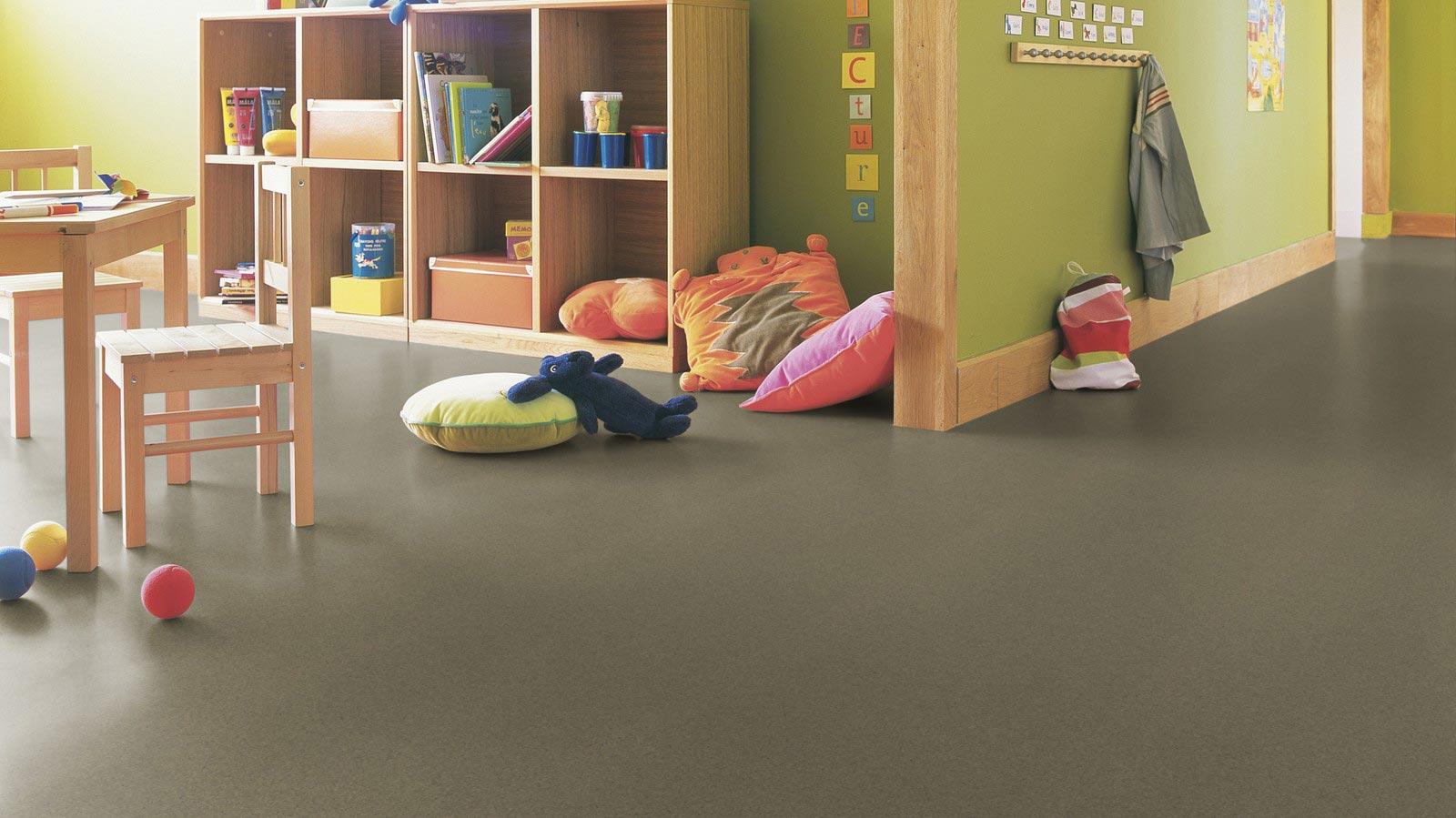 PVC Vloer voor kinderdagverblijven - PVC projectvloeren