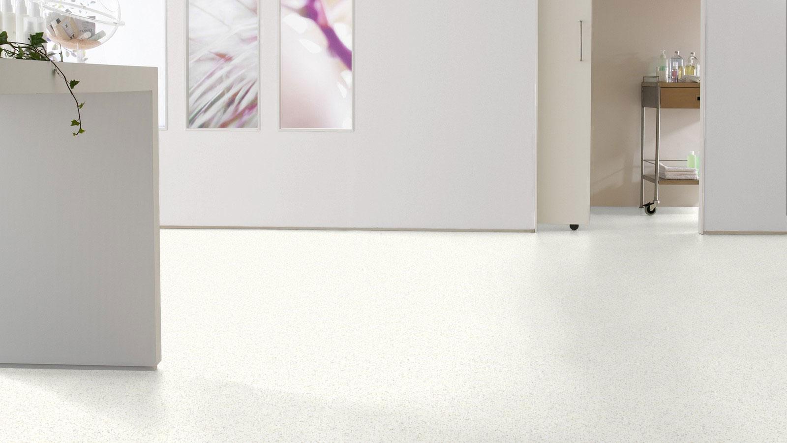 PVC vloer voor uw praktijk - PVC Projectvloeren