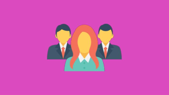 Team optimizing efficiency in meeting