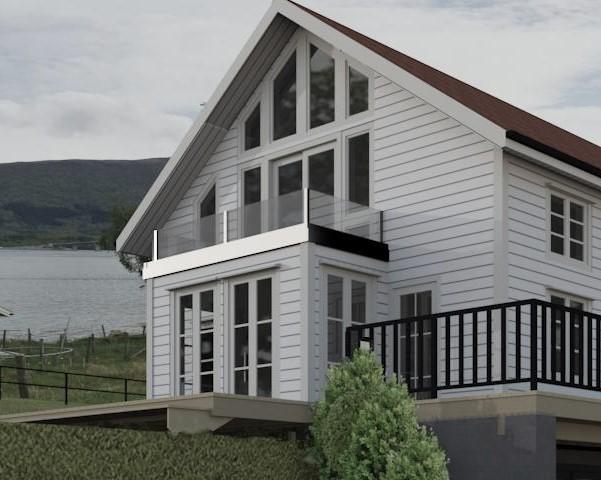 Fasadeforslag nr 2