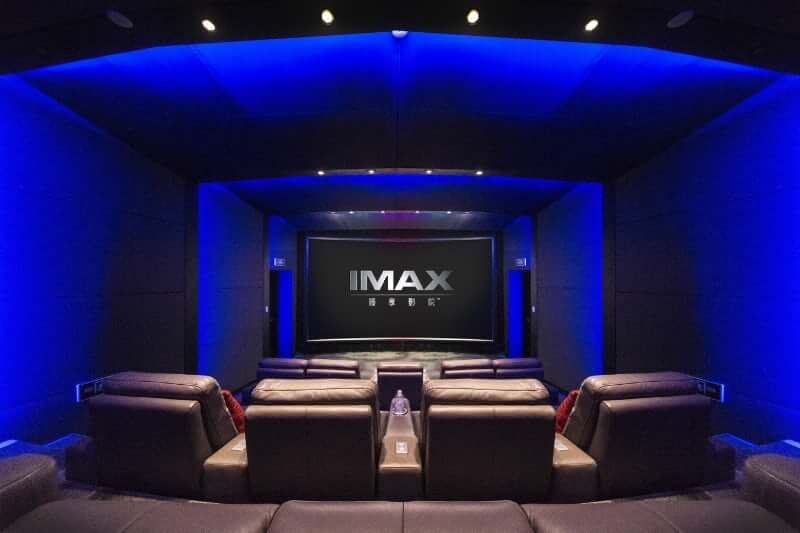 imax cinema screen
