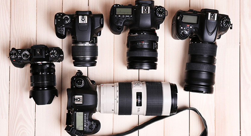 Used Photography Equipment