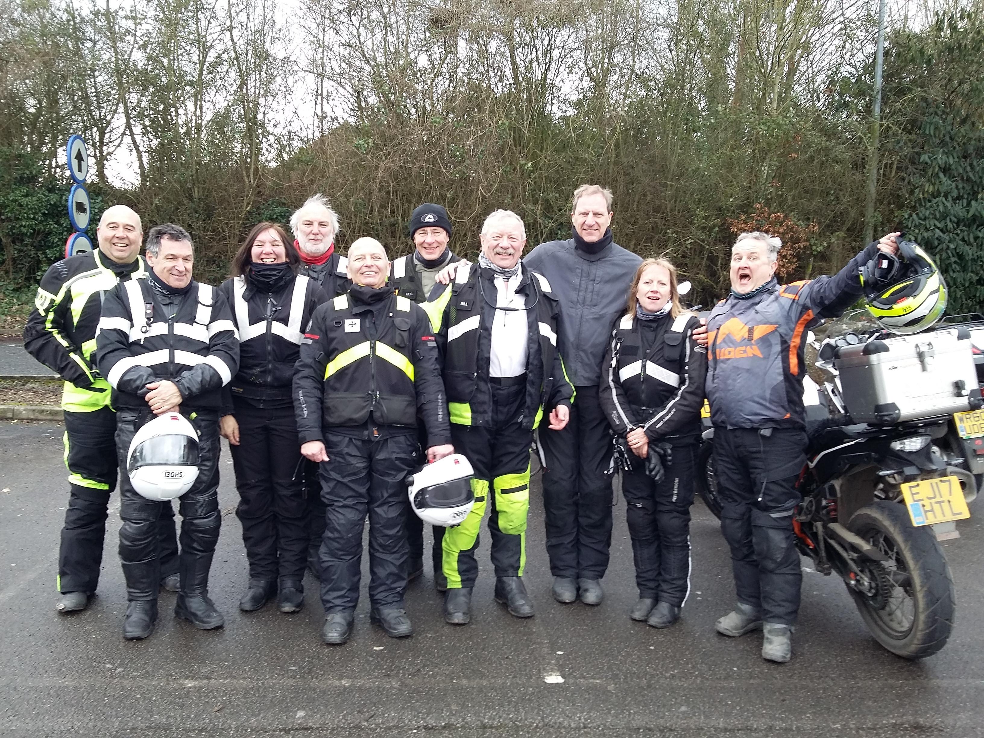 WaBam offer Training Rides