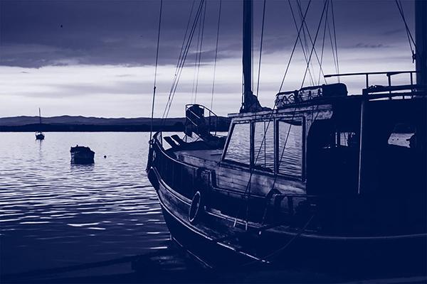 Woonboot is roerend