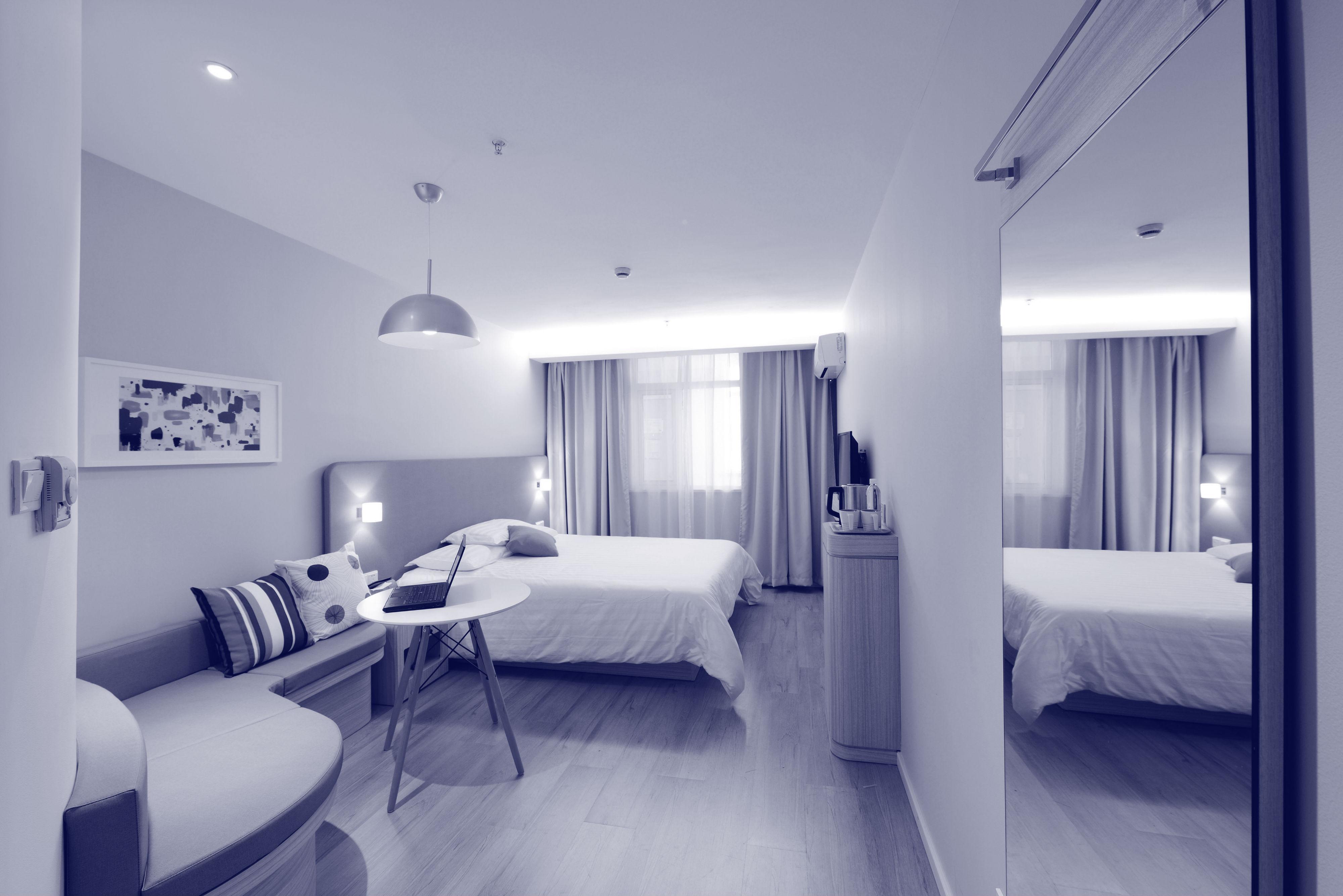 Opvang in hotel