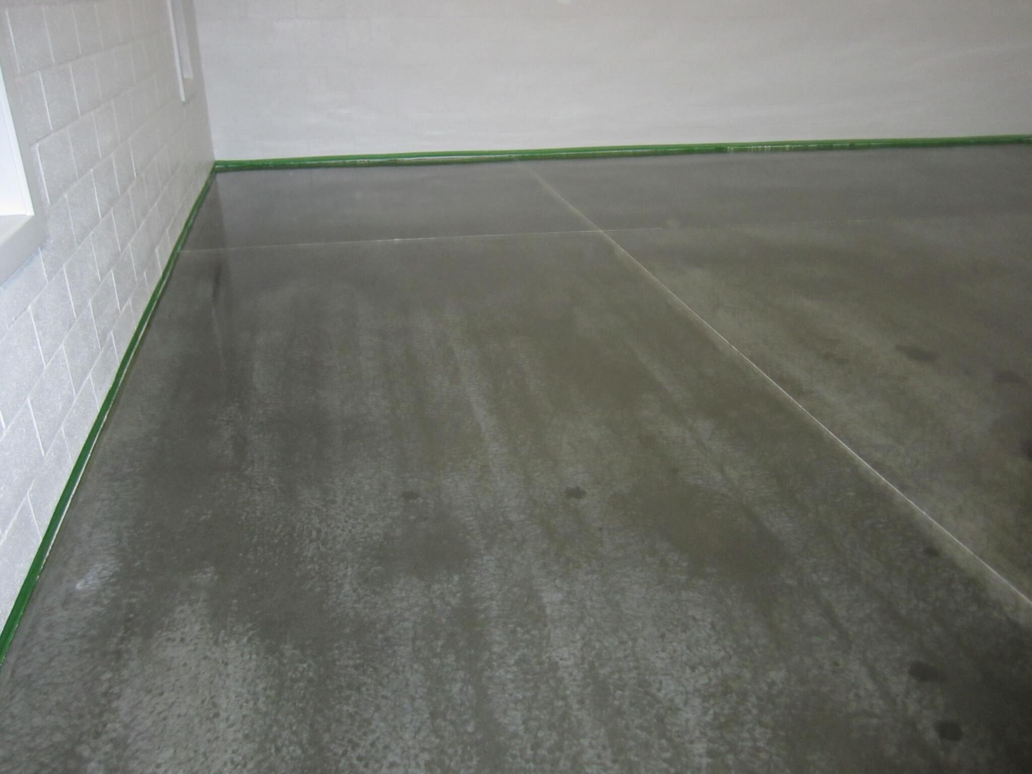 Epoxy Résidentiel Plancher De Garage