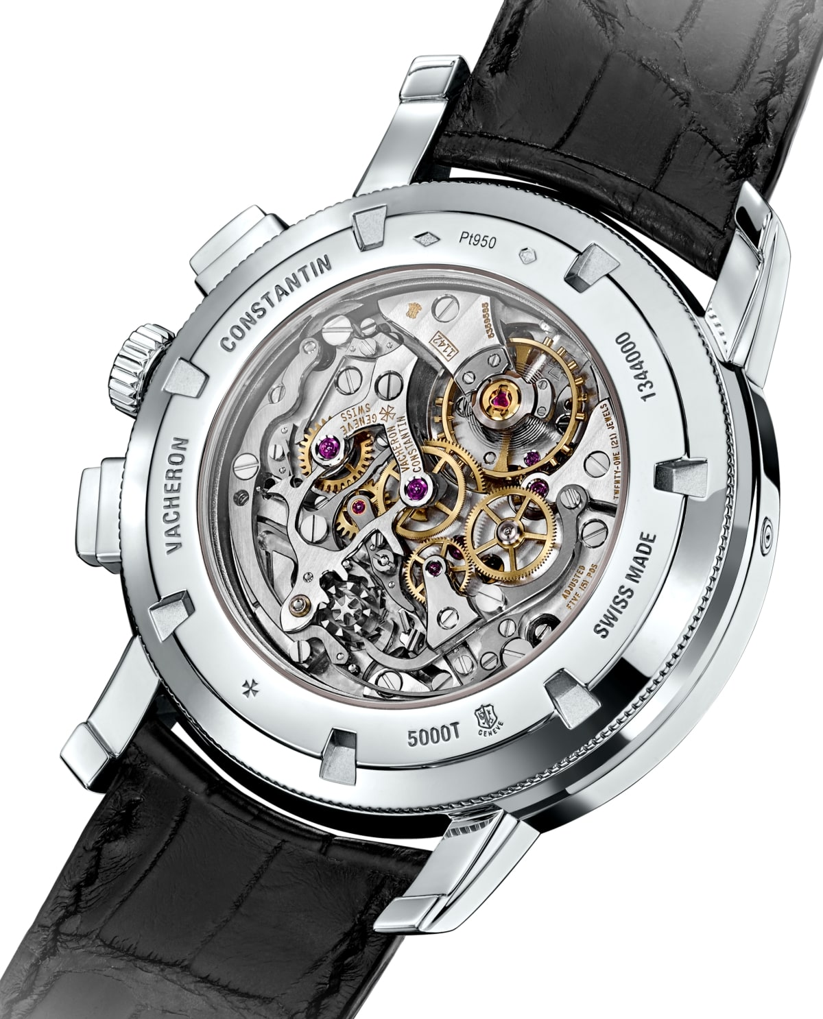 vacheron constantin traditionelle chronograph perpetual calendar back