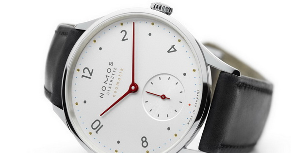 German Design Award 2017 for NOMOS Glashütte