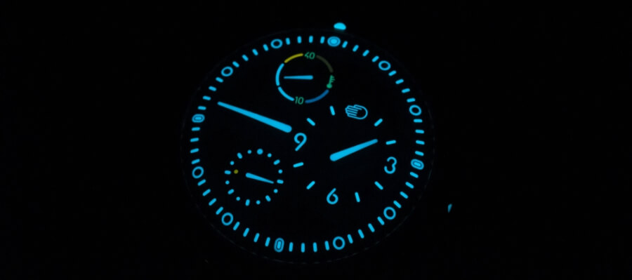 ressence type 5g watch lume