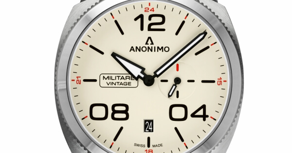 Anonimo Vintage model of the Militare line